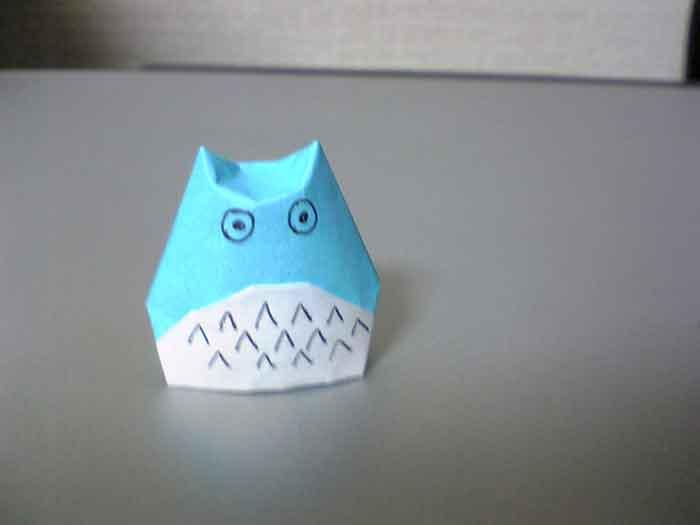 ハート 折り紙 : トトロ 折り紙 簡単 : blog.murachan2003.com